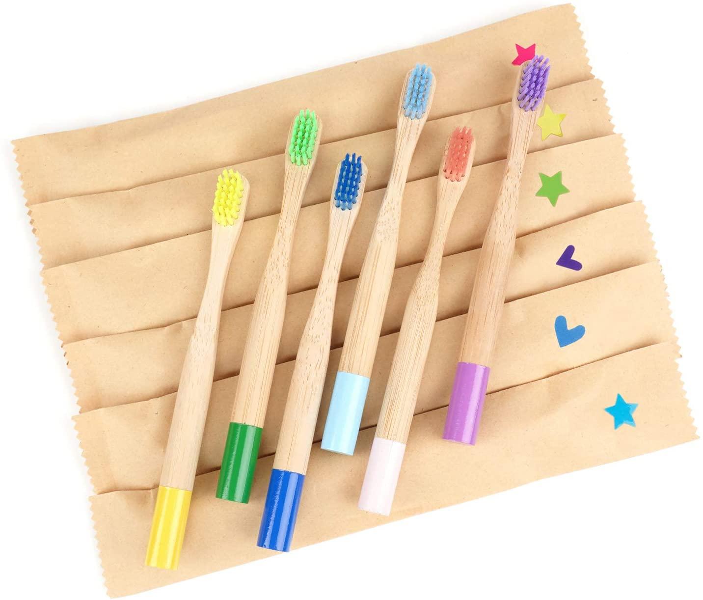 cepillo bambu