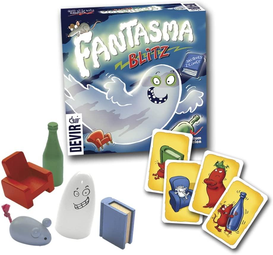 juego fantasma